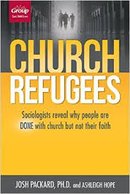 church refugees